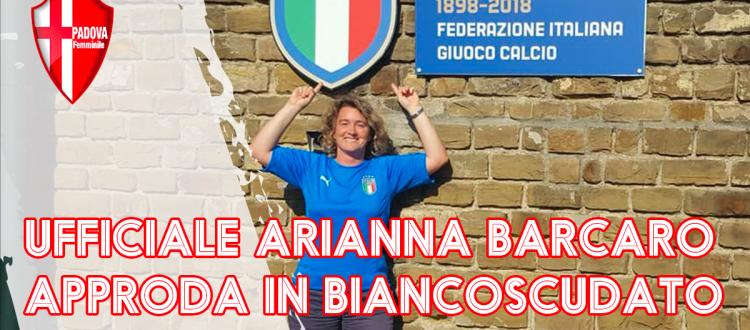 Arianna Barcaro