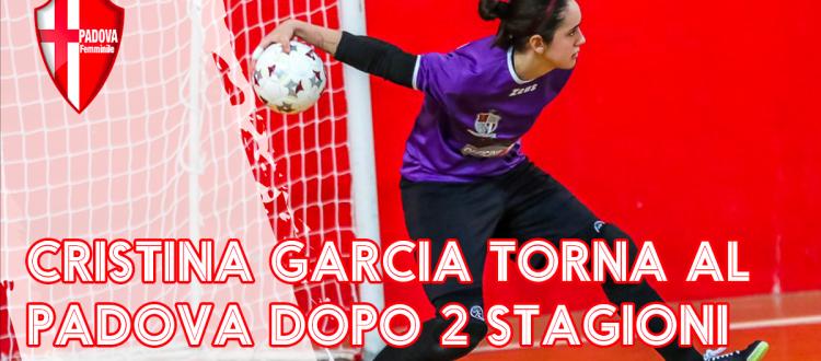 Cristina Garcia - Articolo