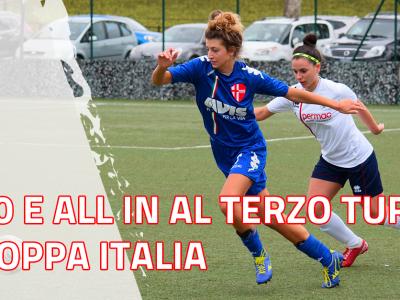 Coppa Italia Serie C - 0 a 0 e all in al terzo turno di Coppa