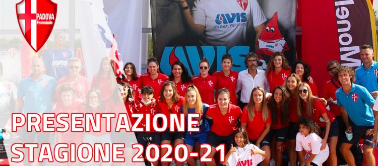 Presentazione Stagione 2020/21