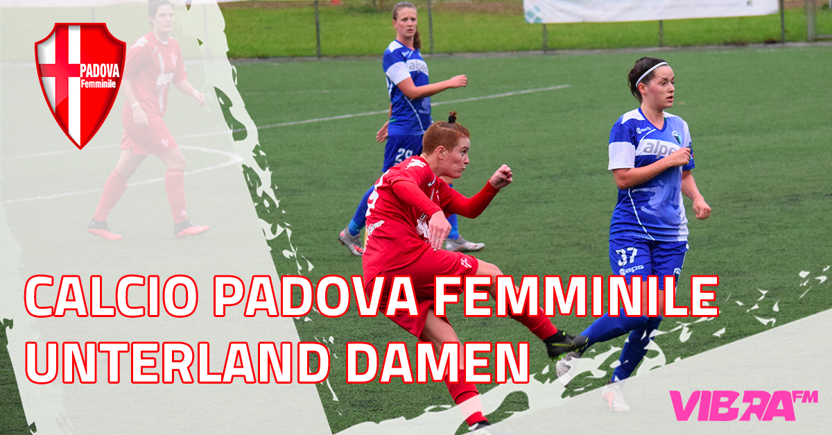 Photogallery Calcio Padova Femminile - Unterland Damen