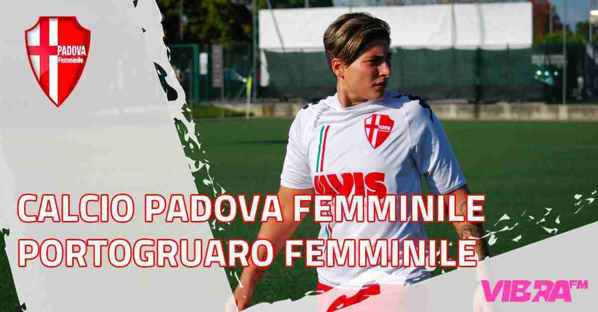 Calcio Padova Femminile - Portogruaro Calcio Femminile