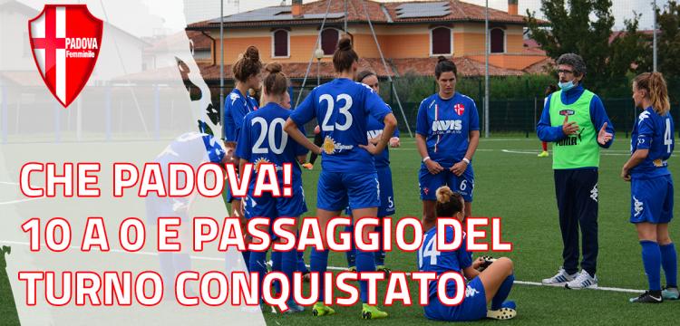 Le Torri - Calcio Padova Femminile