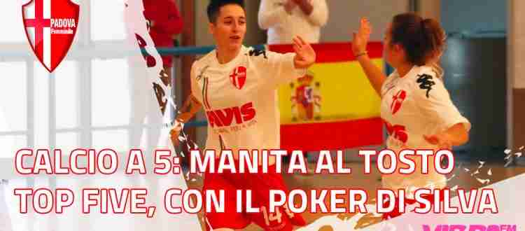 Articolo: Calcio Padova Femminile - Top Five