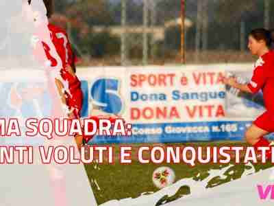 Articolo - Calcio Padova Femminile - Isera