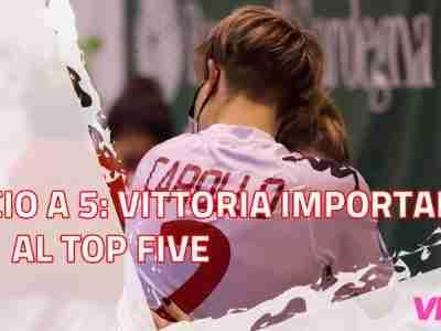 Articolo Top Five - Calcio Padova Femminile