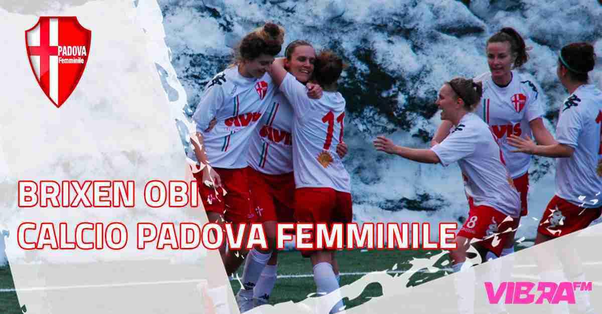 Photogallery: Brixen Obi - Calcio Padova Femminile