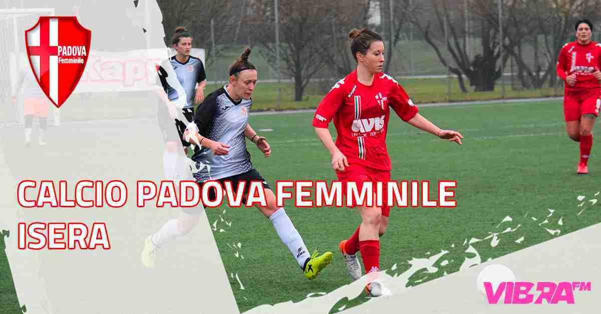 Photogallery - Calcio Padova Femminile - U.S. Isera