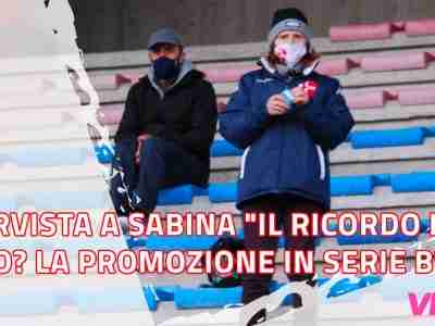 Intervista a Sabina Baldina
