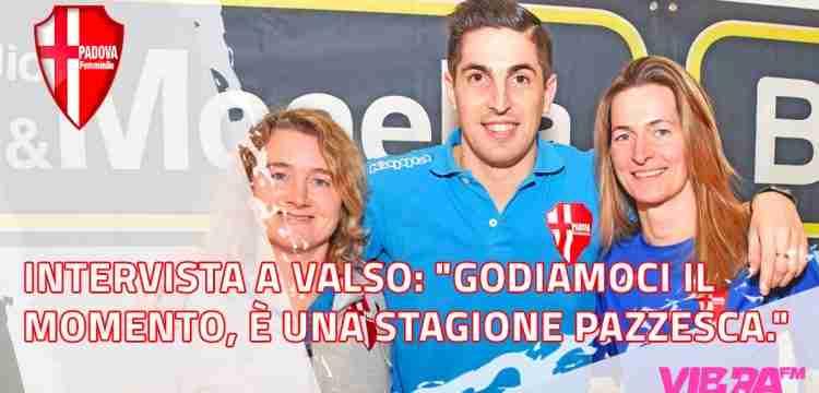 Intervista a Stefano Valso