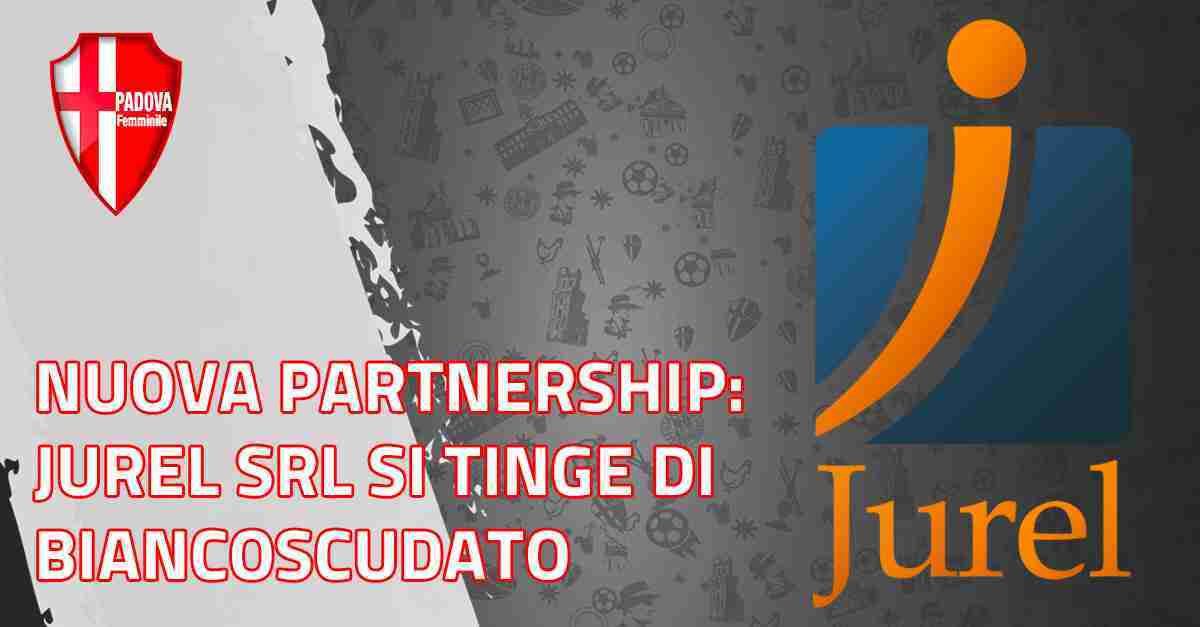 Nuova partnership: Jurel Srl si tinge di biancoscudato