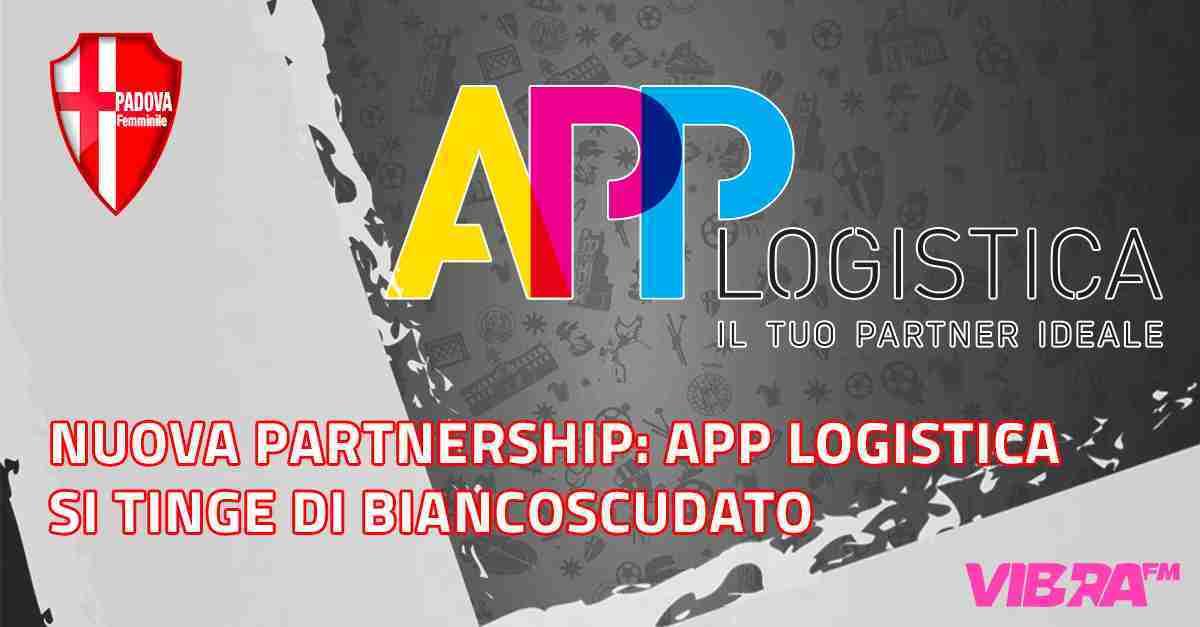 Nuova partnership: APP Logistica si tinge di biancoscudato