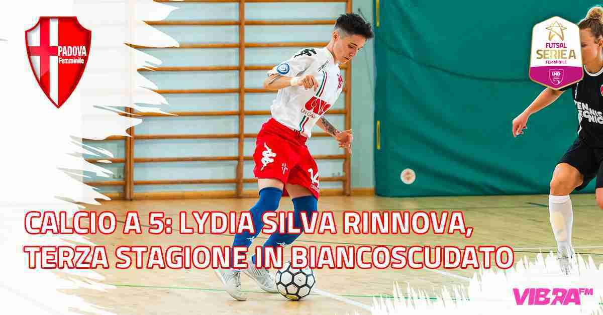 Articolo - Lydia Silva