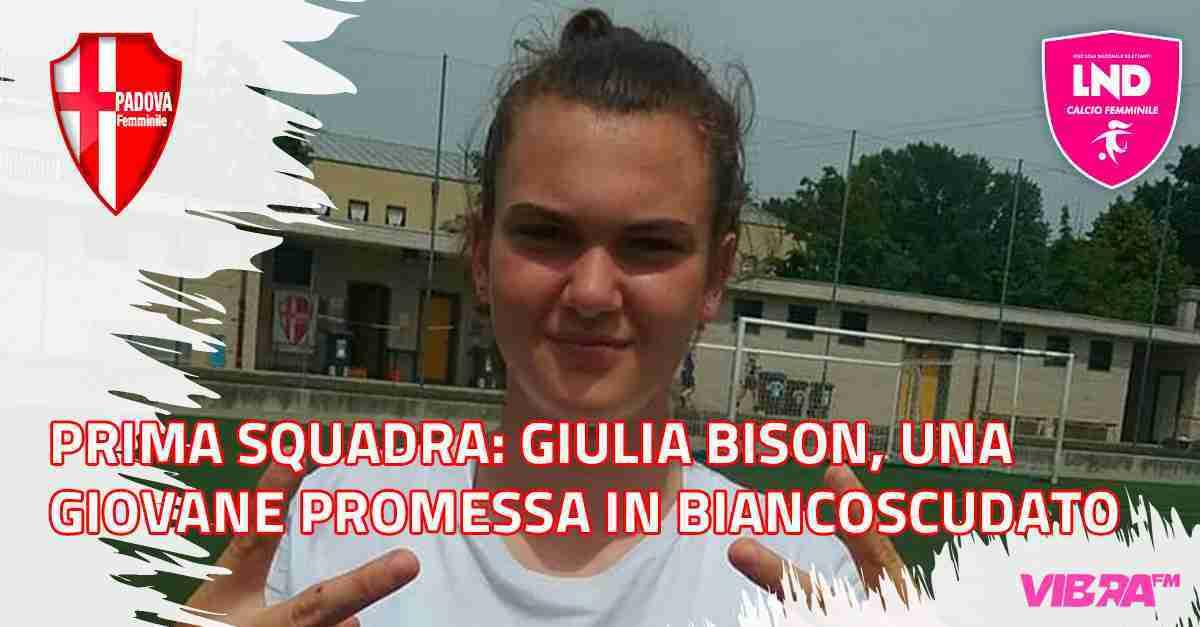 Articolo - Giulia Bison