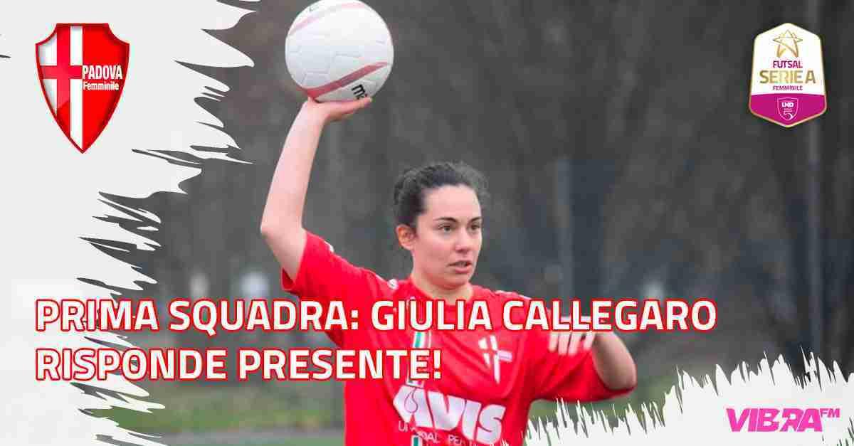 Articolo -Giulia Callegaro