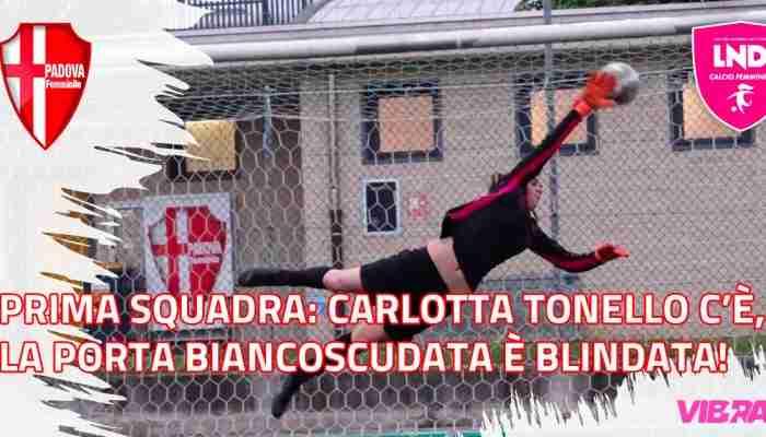 Articolo - Carlotta Tonello