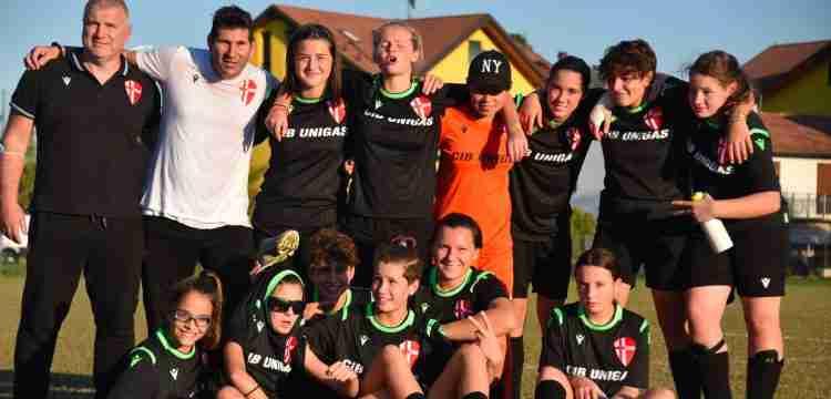 4^ Giovanissime - Danone Cup